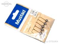 マスタッド フィネスジグヘッド -  タイプ1 #ー 1.0g フックサイズ#M
