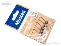 マスタッド フィネスジグヘッド -  タイプ1 #ー 1.5g フックサイズ#M
