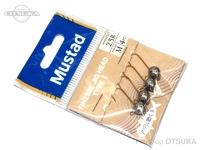 マスタッド フィネスジグヘッド -  タイプ1 #ー 2.5g フックサイズ#M