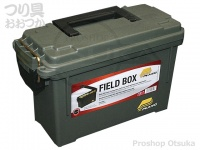 プラノ タックルボックス - プラノ1312-00 オリーブ 29.53×13.02×18.1cm