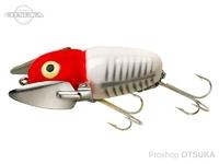 ヘドン クレイジークローラー -  #XRW 2-3/8inch 5/8oz