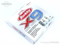 バークレイ エックスナイン -  #クリスタル 1号 Max17lb