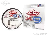 バークレイ エックスナイン -  #クリスタル 40lb 18.1kg