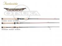 アブガルシア ファンタジスタ - アルティスタ FAC-610MH+F  6.10ft 3/8-1oz 8-20lb
