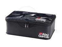 アブガルシア EVA タックルボックス - 2 Lサイズ #ブラック (約)幅38×深さ13×奥行23cm