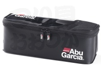 アブガルシア EVA タックルボックス - 2 #ブラック ロング 35×12×10.5cm