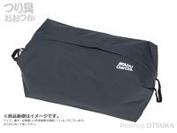 ピュアフィッシング ウォータープルーフバルーンバッグ -  #ブラック L W310×H120×D180mm 約6L