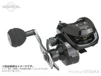 アブガルシア マックス -  DLC BG H-L パワーハンドルモデル 自重360g ギア比6.2:1 ハイギア 左巻