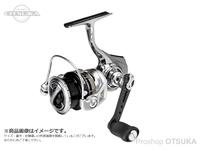 アブガルシア ゼノン - 2000SH  ギヤ6.2:1 自重145g 4lb-100m