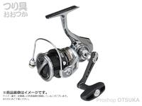 アブガルシア ゼノン - 3000SH  ギヤ6.2:1 自重165g 8lb-110m