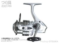 アブガルシア カーディナルIII SX - 3000H - ギア比5.8:1 自重286g 最大ドラグ5.2kg