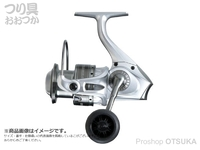 アブガルシア カーディナルIII SX - 5000 - ギア比4.8:1 自重380g 最大ドラグ11kg