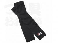 アブガルシア アイススリーブ -  #ブラック UV サイズフリー  ナイロン90%ポリウレタン10%