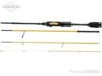 アブガルシア ソルティースタイルカラーズ - STCS-554LS-AY  5.5ft PE0.2-0.8号 0.2-5g