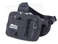アブガルシア ABU 防水ワンショルダーバッグ -  #ブラック 30×23×5