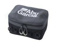 アブガルシア ABU 防水タックル保護ケース -  #チャコール/ブラック 22×15×12