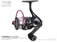アブガルシア レボ -  MGX シータ 2500SH  ギヤ6.2:1 最大ドラグ5.2kg 自重180g