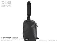 アブガルシア ABU コミュータースリングバッグ - 1523819 #ブラック 220×370×130mm