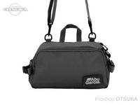 アブガルシア ABU 2ウェイウエストバッグ - 1523821 #ブラック 260×150×100mm