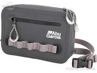 アブガルシア ABU 防水サコッシュ - 1523826 #チャコール 220×150×60mm 2L