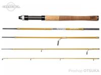 アブガルシア ズームサファリ - ZMSS-605L 自重113g 仕舞寸法42cm 183cm ルアー2-10g ライン4-8lb