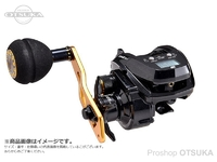 アブガルシア マックス -  DLC P-L  左巻き自重218g ギア比5.8:1 最大ドラグ5kg
