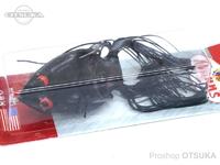 マンズ スーパーフロッグ -  #エバーグレーズブラック/レッド 65mm 約10g