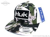 ハック ハット - アングラーリフレクション #ハントクラブカモ フリーサイズ