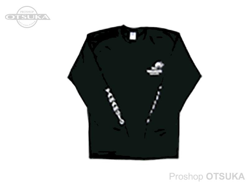 ゲーリーヤマモト ゲーリーロングスリーブTシャツ ゲーリーロングスリーブTシャツ L(日本サイズLL) #ブラック