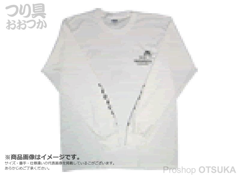 ゲーリーヤマモト ゲーリーロングスリーブTシャツ ゲーリーロングスリーブTシャツ L(日本サイズLL) #ホワイト