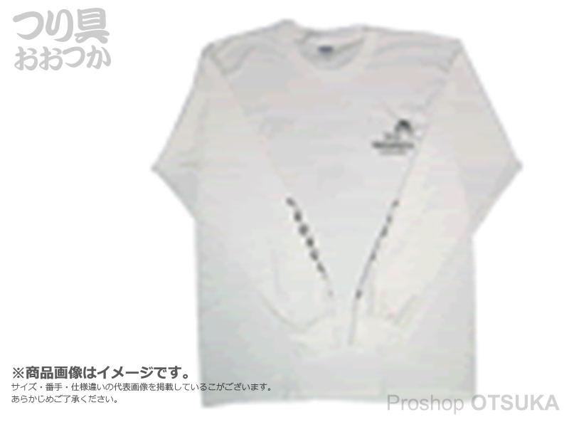 ゲーリーヤマモト ゲーリーロングスリーブTシャツ ゲーリーロングスリーブTシャツ M(日本サイズL) #ホワイト
