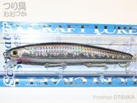 ラッキークラフト SW フラッシュミノー - 110SP #MSアンチョビー 110mm 16.5g サスペンド