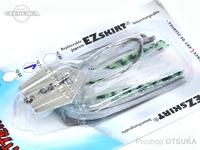 Z-MAN チャターベイト -  1/2oz #グリーンバックシャッド 1/2oz