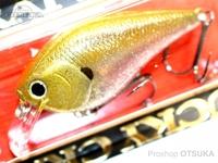 ラッキークラフト LCクランク - LC1.5 #フレークフレークゴールデンセクシーミノー 60mm 1/2oz