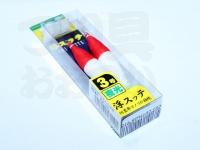 ヤマリア 浮スッテ - 3-T2 #F/赤帽 3.0号