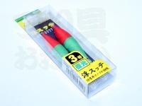 ヤマリア 浮スッテ - 3-T2 #F/赤緑 3.0号