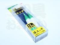 ヤマリア 浮スッテ - 2.5ー2 #F/緑帽 2.5号