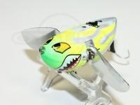ビバ どんぐりマウス - 大 #199N 反射バナナ 70mm 20g