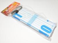 コーモラン メジャー - ワイド120 #ホワイト/ブルー 120cm