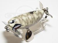 ビバ でんぐりガエル -  #グロースネーク 65mm 16g 鯰SP