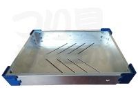 コーモラン イカトロボックス -  M #1 ブルー 最小370×280×50mm最大605×280×50mm