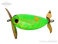 ビバ でんぐりガエル -  #286N ステルスチャート 65mm 16g 鯰SP