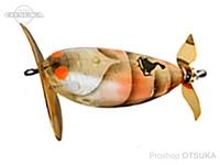 ビバ でんぐりガエル -  #287N ソフトシェル 65mm 16g 鯰SP