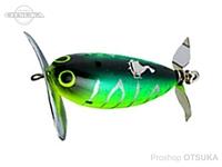 ビバ でんぐりガエル -  #288N BPホットタイガー 65mm 16g 鯰SP