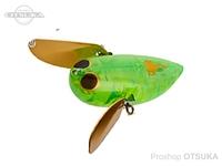ビバ どんぐりマウス - 大 #286N ステルスチャート 70mm 20g