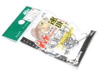 ヤリエ ジグヘッド - メバリー速掛け - 1.65g フックサイズ#8