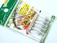 ヤリエ ジグヘッド - アジメバライダー 鉛色 1.5g フックサイズ#8