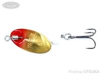 ヤリエ スピナー - ブレンダー 2.1g #SP2 レッドホワイト 2.1g