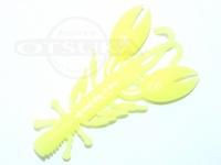 ヤリエ ワーム - チヌバル2インチ 23F マットレモン 2インチ