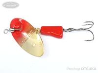 ヤリエ スピナー - ブレンダー 3.5g #SP1 red red 3.5g